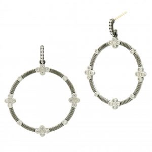 Signature 4 Point Open Hoops