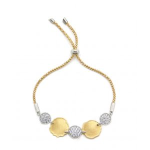Desert Dream Yellow White Vermeil Bracelet