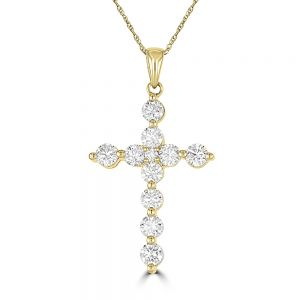 Diamond Cross Pendant empire_3010081-gnj