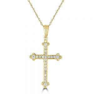 Diamond Cross Pendant empire_3010413-gnj