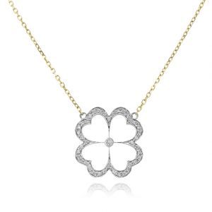 G. Boutique Flower Kelly Pendant
