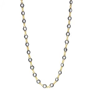 "Signature Radiance 36"" Wrap Necklace YRZ070249B-36"