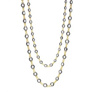 "Signature Radiance 60"" Wrap Necklace YRZ070249B-60"